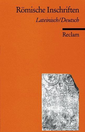 Römische Inschriften