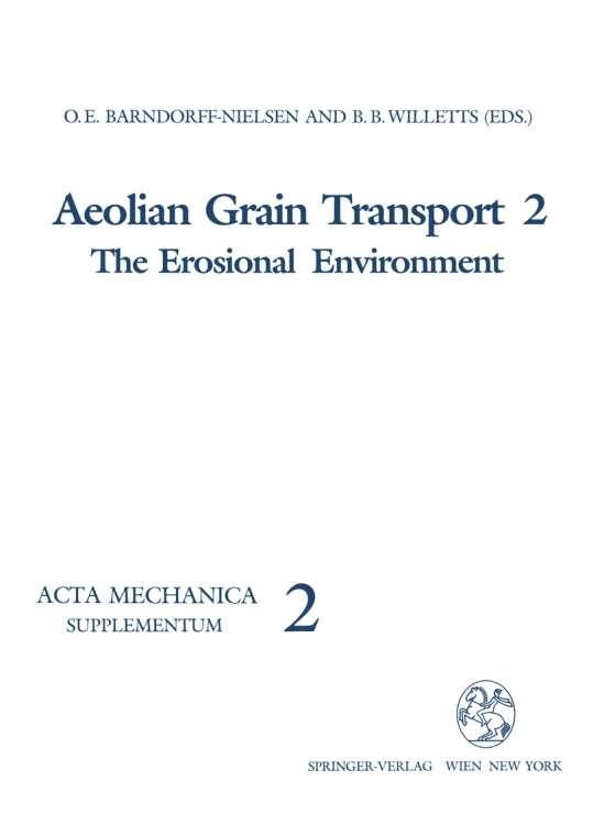 Aeolian Grain Transport