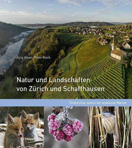 Natur und Landschaften von Zürich und Schaffhausen