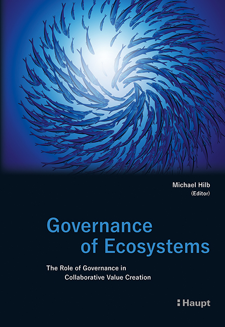 Governance of Ecosystems