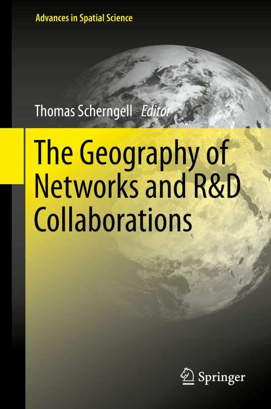The Geography of Networks and R&D Collaborations