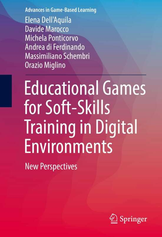 Educational Games for Soft-Skills Training in Digital Environments