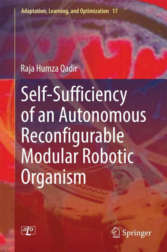 Self-Sufficiency of an Autonomous Reconfigurable Modular Robotic Organism