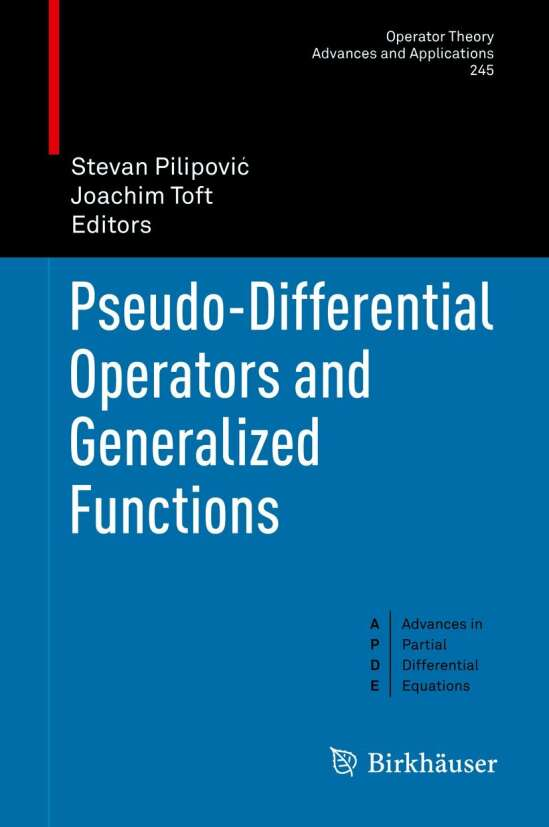 Pseudo-Differential Operators and Generalized Functions