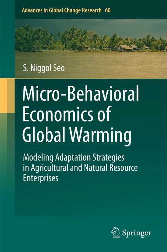 Micro-Behavioral Economics of Global Warming