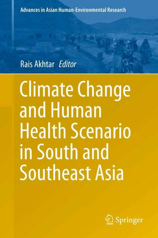 Climate Change and Human Health Scenario in South and Southeast Asia