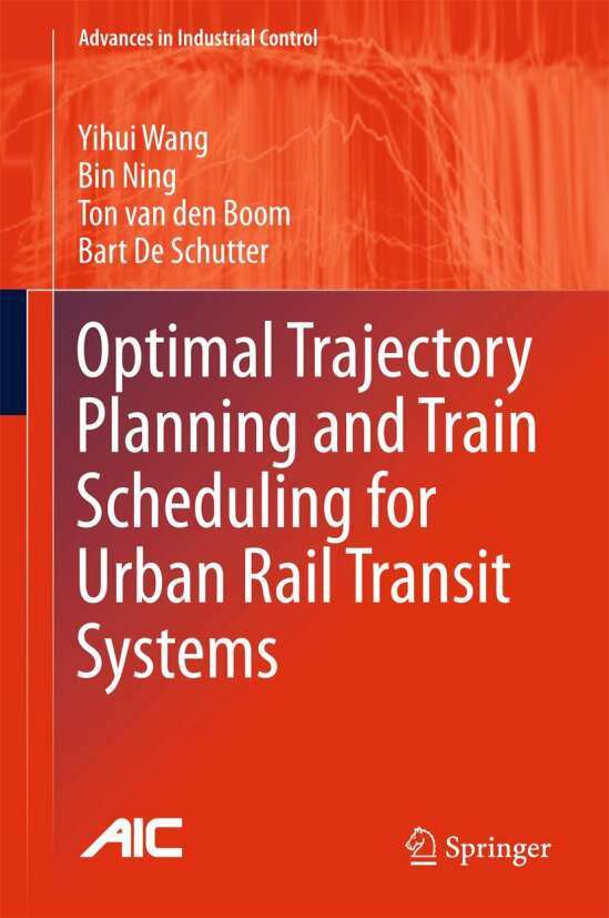 Optimal Trajectory Planning and Train Scheduling for Urban Rail Transit Systems