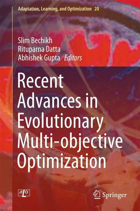 Recent Advances in Evolutionary Multi-objective Optimization