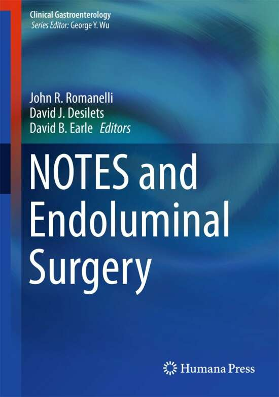 NOTES and Endoluminal Surgery