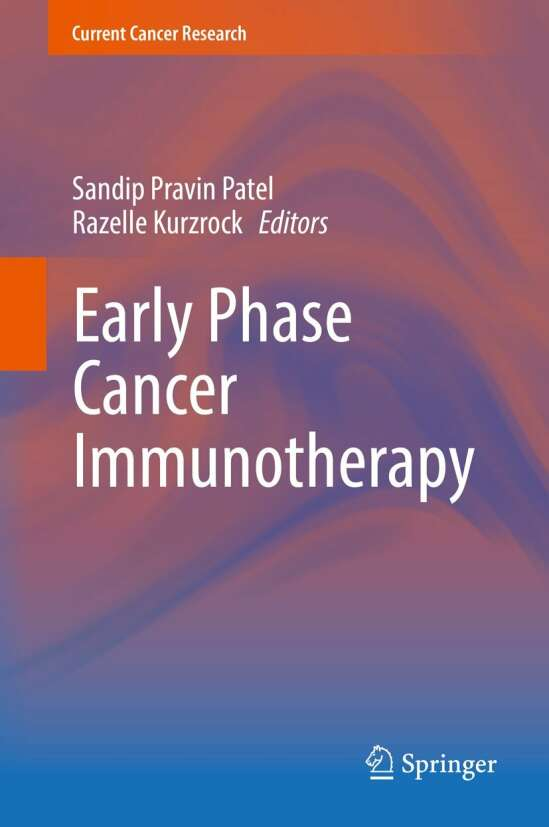 Early Phase Cancer Immunotherapy