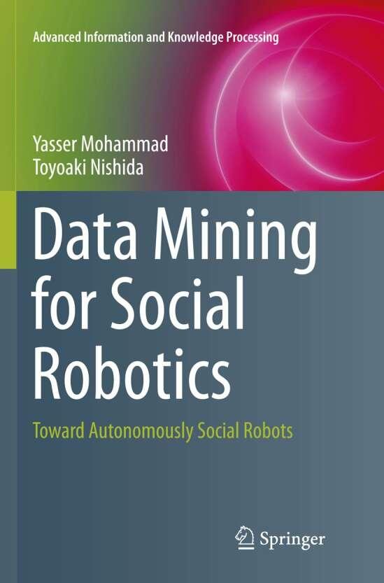 Data Mining for Social Robotics