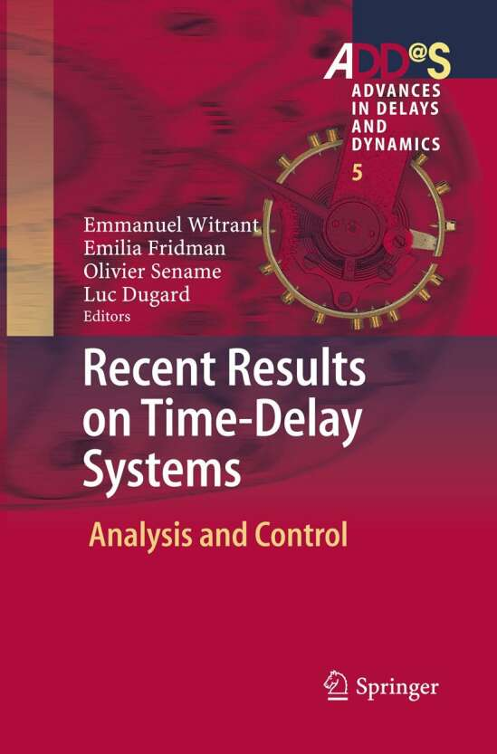 Recent Results on Time-Delay Systems