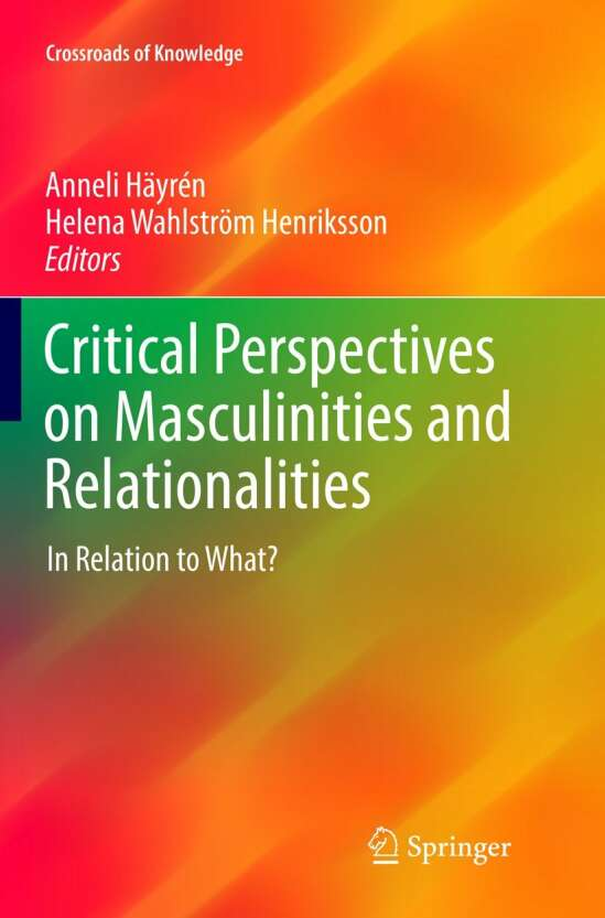 Critical Perspectives on Masculinities and Relationalities