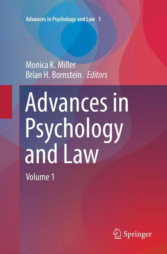 Advances in Psychology and Law