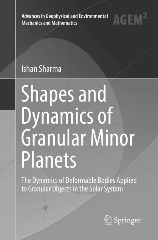 Shapes and Dynamics of Granular Minor Planets