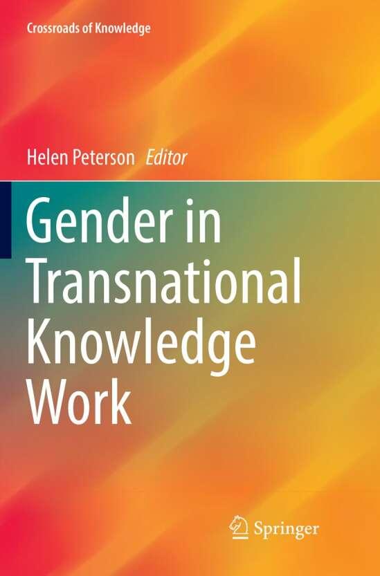 Gender in Transnational Knowledge Work