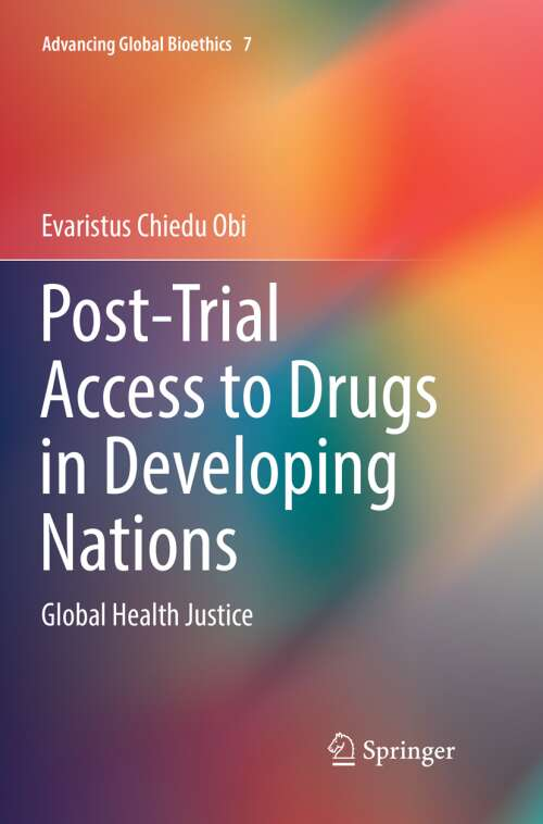 Post-Trial Access to Drugs in Developing Nations