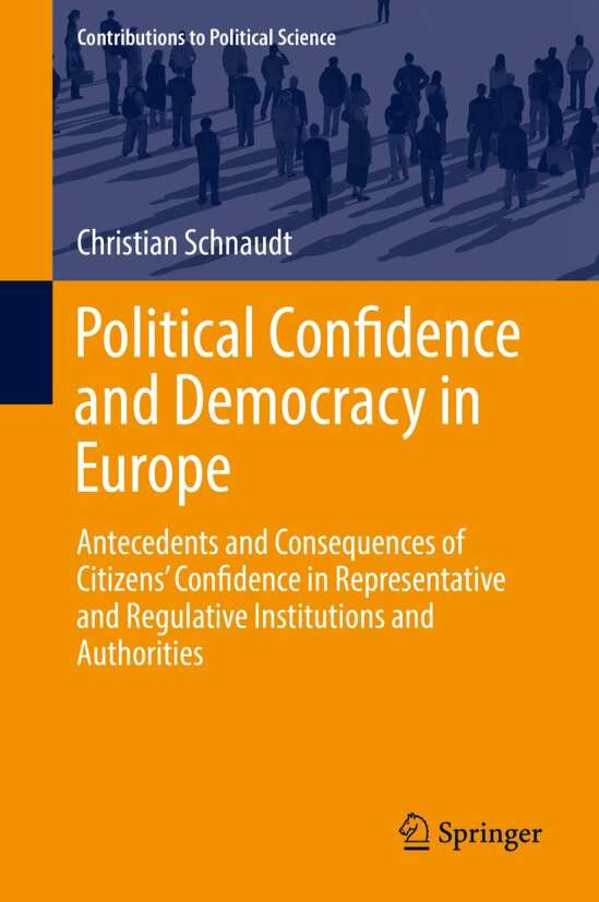 Political Confidence and Democracy in Europe