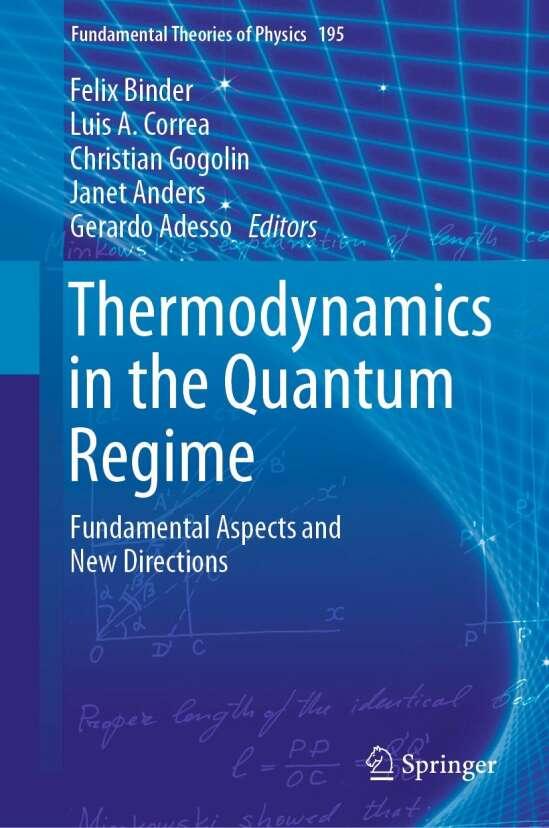 Thermodynamics in the Quantum Regime