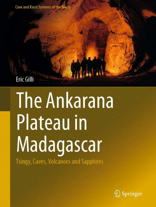 The Ankarana Plateau in Madagascar