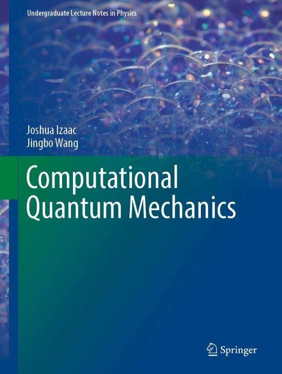 Computational Quantum Mechanics