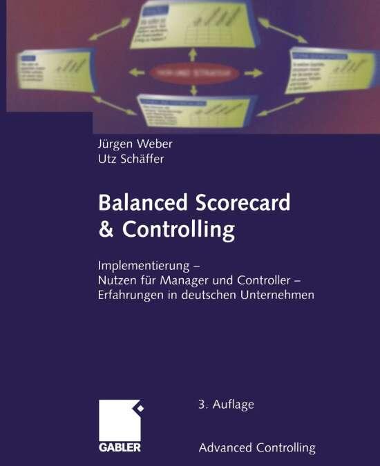 Balanced Scorecard & Controlling