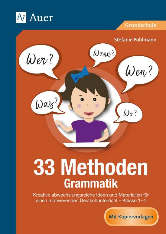 33 Methoden Grammatik