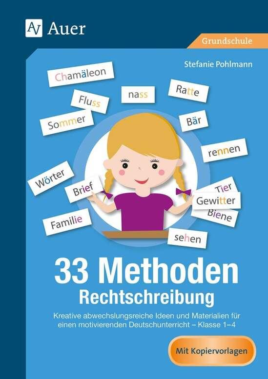 33 Methoden Rechtschreibung