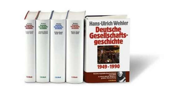 Deutsche Gesellschaftsgeschichte Gesamtwerk