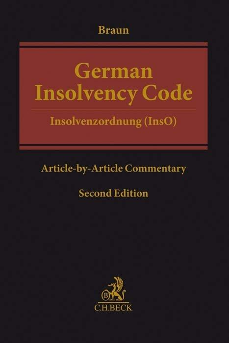 German Insolvency Code