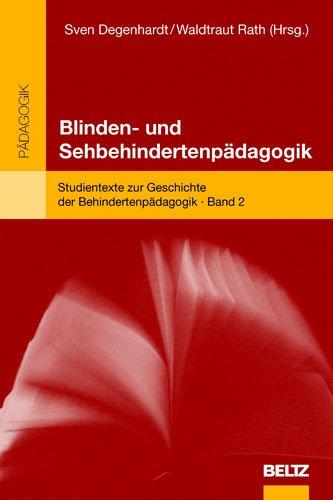 Blinden- und Sehbehindertenpädagogik