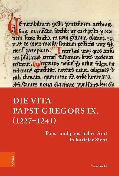 Die Vita Papst Gregors IX. (1227–1241)