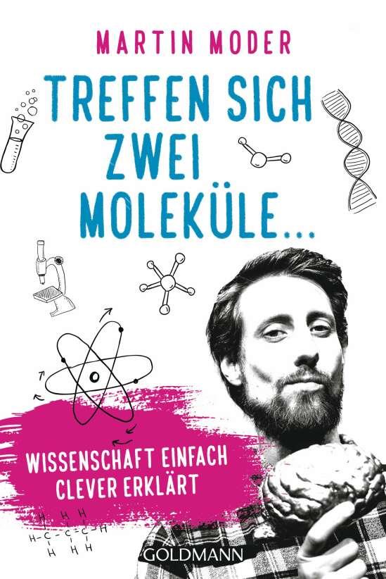 Treffen sich zwei Moleküle ...