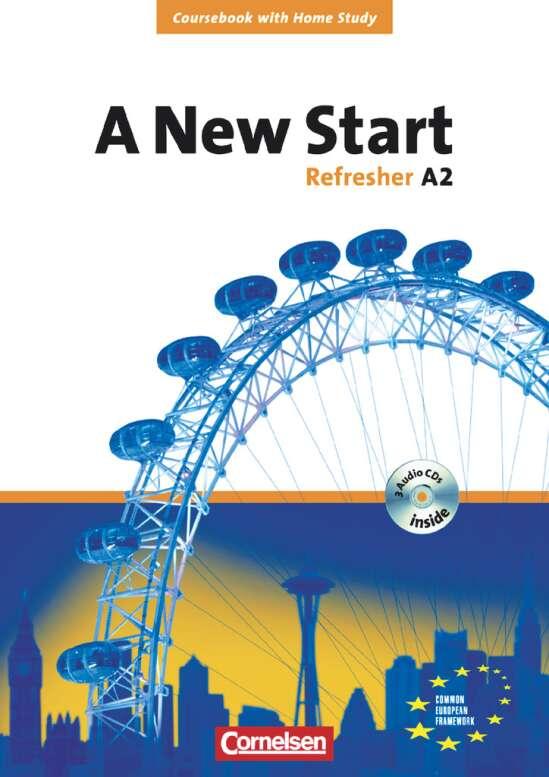 A New Start - Englisch für Wiedereinsteiger - Bisherige Ausgabe - A2: Refresher