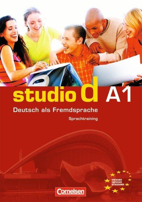 Studio d - Deutsch als Fremdsprache - Grundstufe - A1: Gesamtband