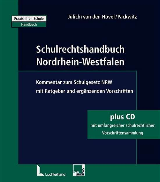 Schulrechtshandbuch NRW