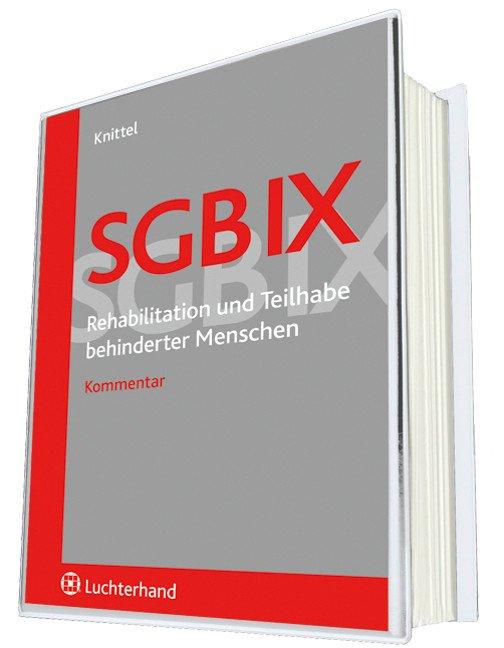 SGB IX - Rehabilitation und Teilhabe behinderter Menschen