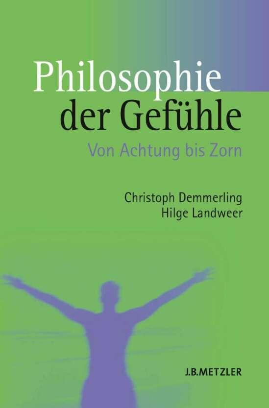 Philosophie der Gefühle