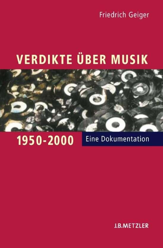 Verdikte über Musik 1950–2000