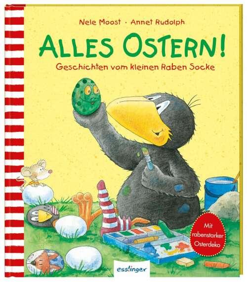 Der kleine Rabe Socke: Alles Ostern!