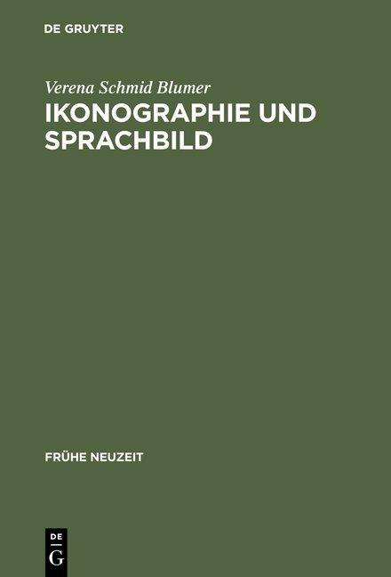 Ikonographie und Sprachbild