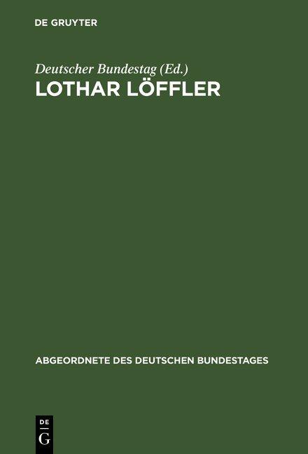 Lothar Löffler