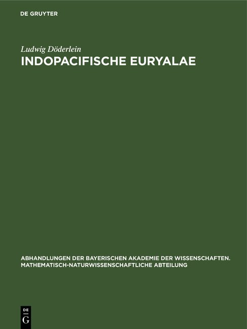 Indopacifische Euryalae