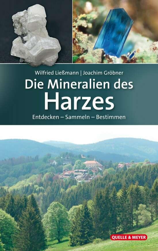 Die Mineralien des Harzes