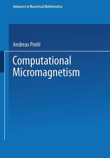Computational Micromagnetism
