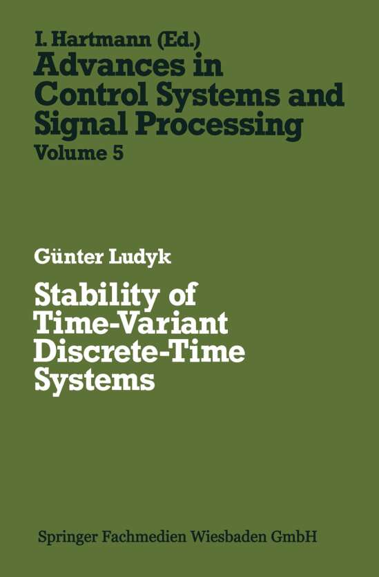 Stability of Time-Variant Discrete-Time Systems