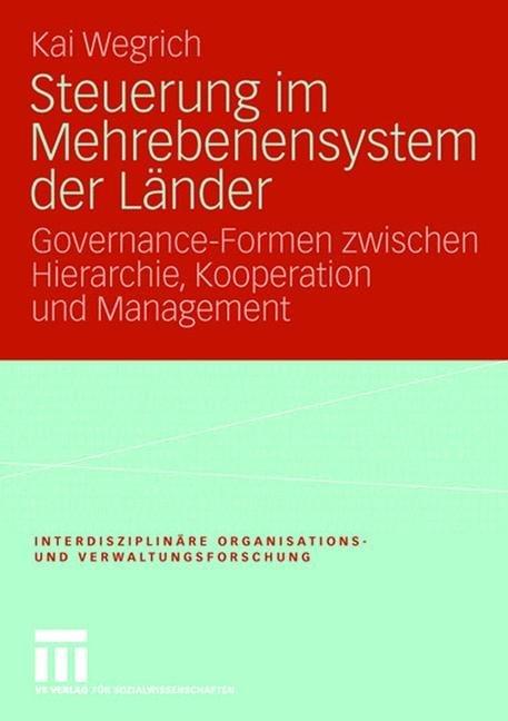 Steuerung im Mehrebenensystem der Länder