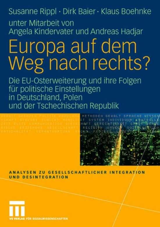 Europa auf dem Weg nach rechts?