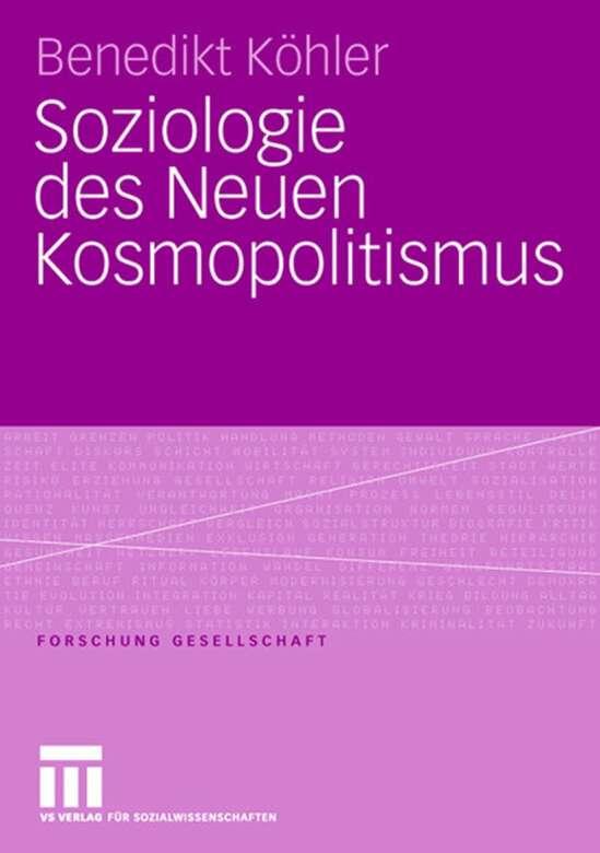 Soziologie des Neuen Kosmopolitismus