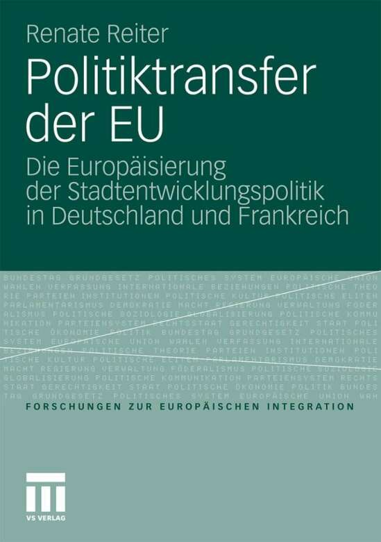 Politiktransfer der EU